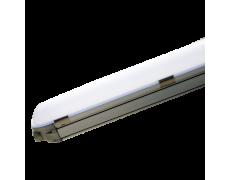 Линейный LED светильник 72W яркий свет (LN-258-AL-03-M) (NEW)